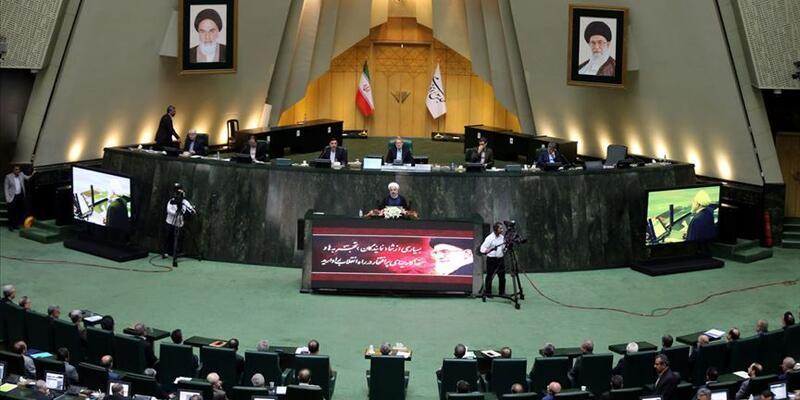 Son dakika... İran Parlamentosu koronavirüs nedeniyle askıya alındı