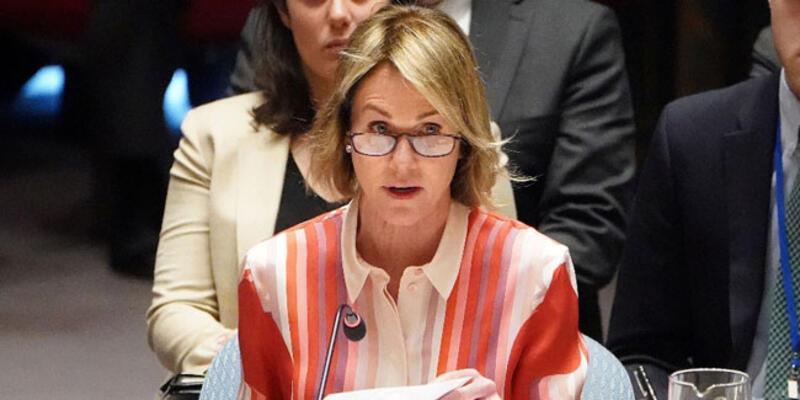 ABD'nin BM Daimi Temsilcisi: Türkiye'ye desteğimiz tamdır