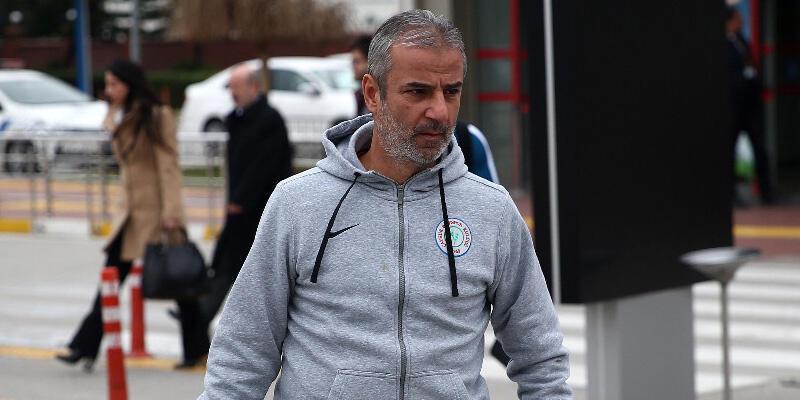 Çaykur Rizespor'da İsmail Kartal istifa etti!