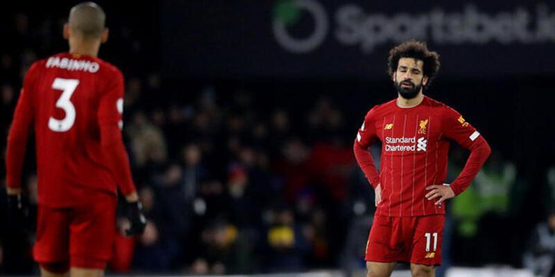 Liverpool bu sezon ilk kez kaybetti!