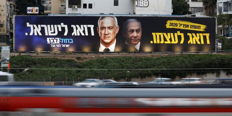 İsrail üçüncü kez sandık başında