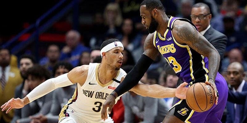 NBA'de oyunculara koronavirüs uyarısı