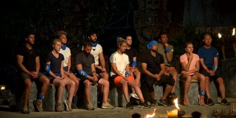 Survivor'da kim elendi, son bölümde gönüllüler takımından elenen isim kim oldu?