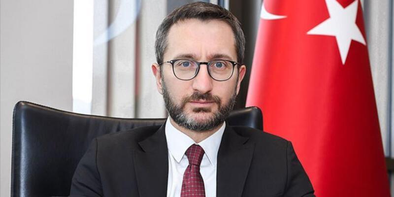 Miçotakis'in iddialarına İletişim Başkanı Altun'dan yanıt