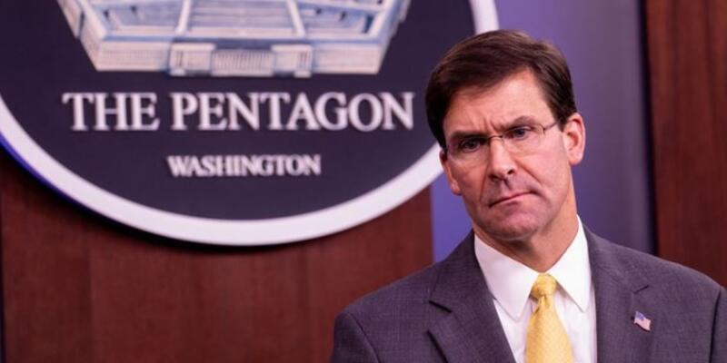 ABD Savunma Bakanı koronavirüs nedeniyle Asya seyahatini erteledi
