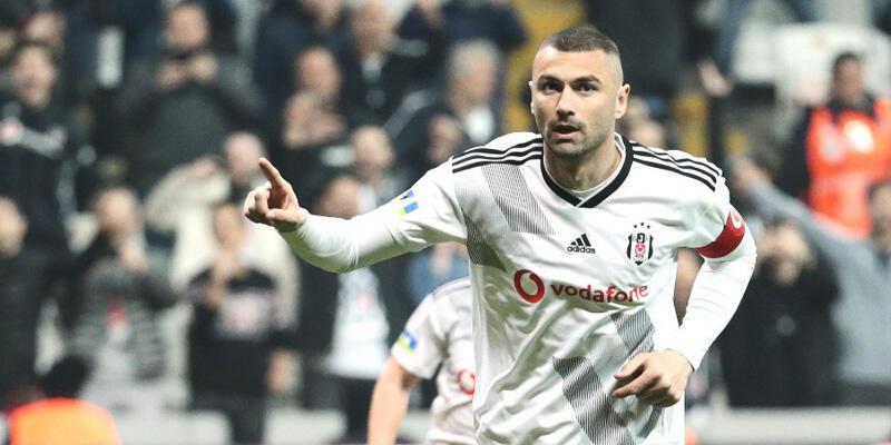 Burak Yılmaz Galatasaray'ı bekliyor