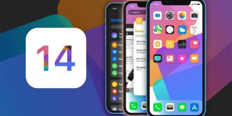 iOS 14 iddialı geliyor