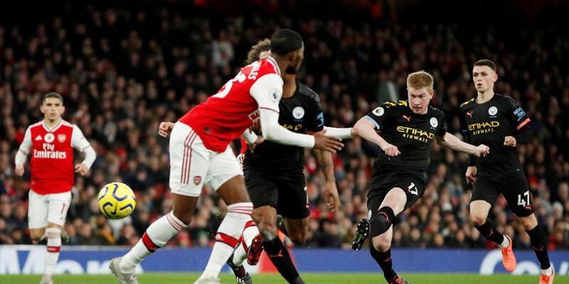 Manchester City-Arsenal maçı koronavirüs nedeniyle ertelendi