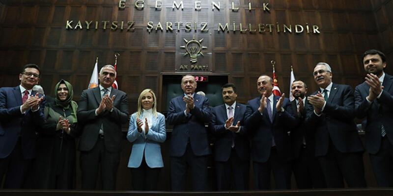 İYİ Parti'den istifa eden Tuba Vural Çokal ile 5 belediye başkanı AK Parti'ye geçti