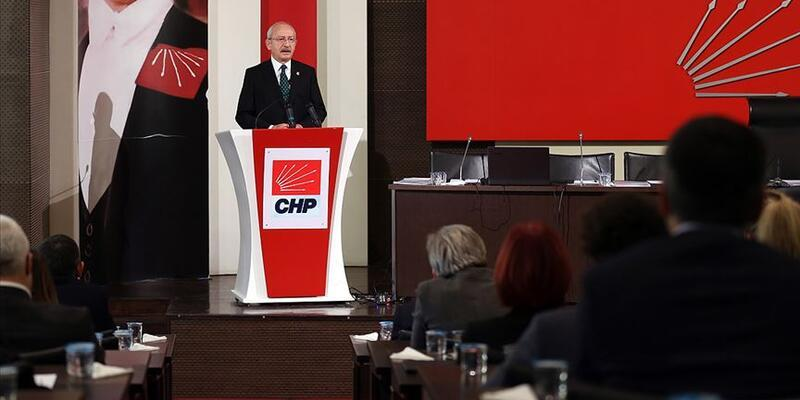 CHP Parti Meclisi kurultay için 'koronavirüs önlemlerini' görüşecek