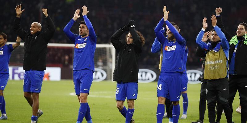 UEFA'ya koronavirüs resti! Getafe ve Roma maça çıkmıyor