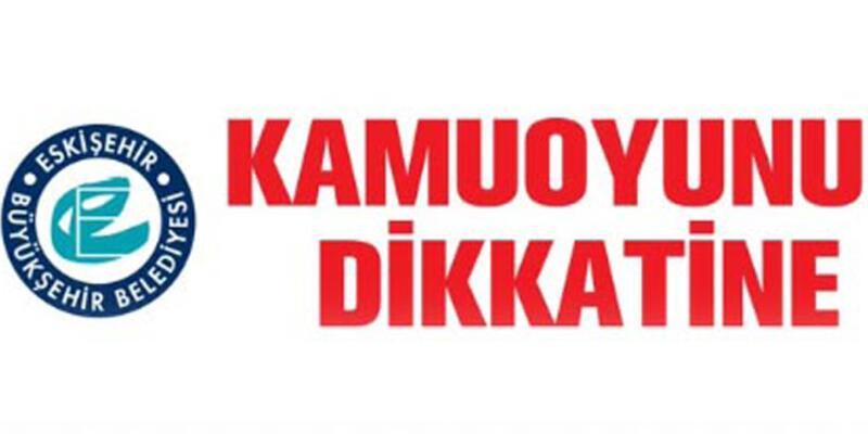 Eskişehir Büyükşehir Belediyesi tüm kapalı alan etkinliklerini iptal etti