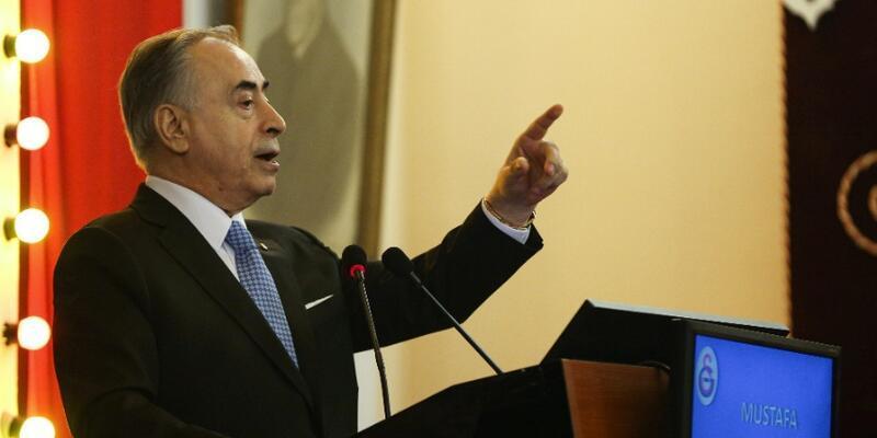 Mustafa Cengiz ve yöneticilerden protesto