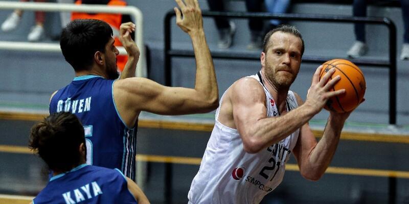 Türk Telekom FIBA Şampiyonlar Ligi'nde çeyrek finalde