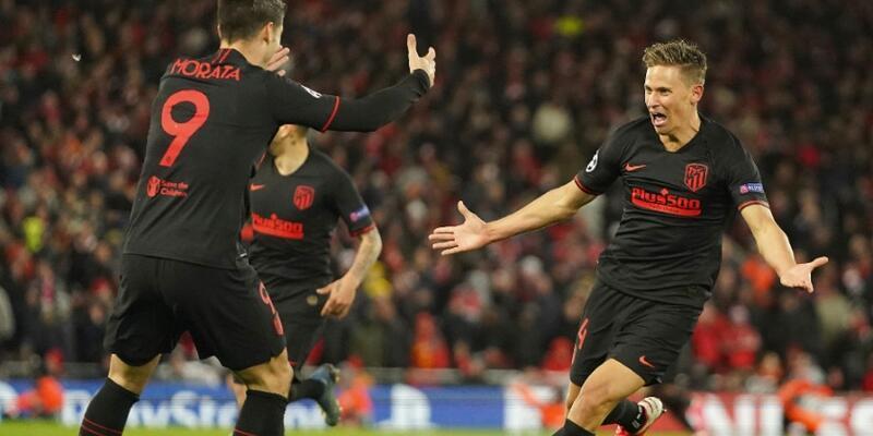 Liverpool 2-3 Atletico Madrid MAÇ ÖZETİ