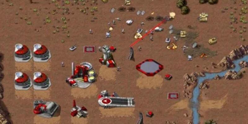 Command & Conquer geri dönüyor