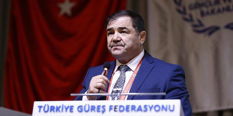 Güreş Federasyonu sportif faaliyetlerin durdurulduğunu açıkladı