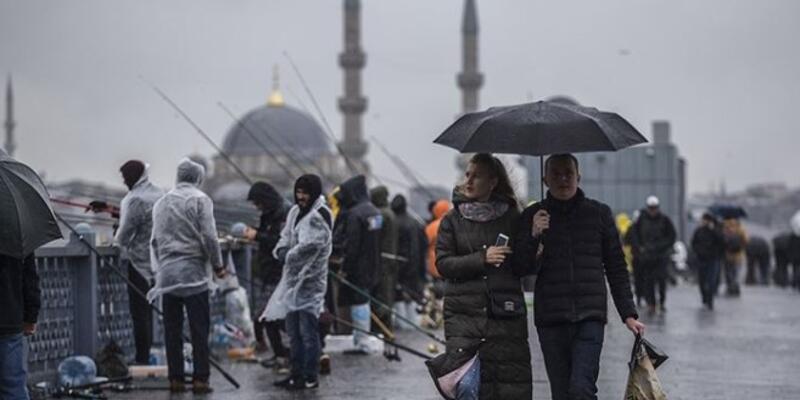 Hava durumu 30 Nisan: Meteoroloji saat verdi, yağmur geliyor!