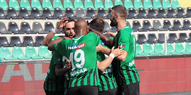 Denizlispor-Gençlerbirliği: 1-0
