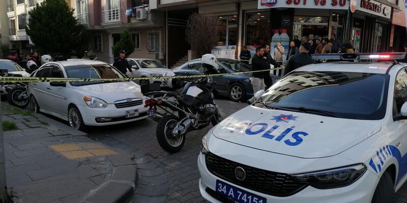 Bahçelievler'de silahlı çatışma: 2 kişi yaralandı