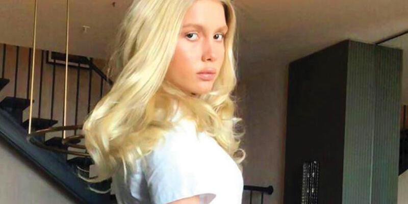 Aleyna Tilki eve kapandı