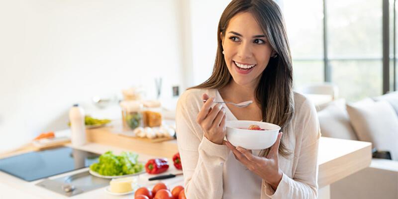 İştahınızı kontrol altında tutmanın yolu