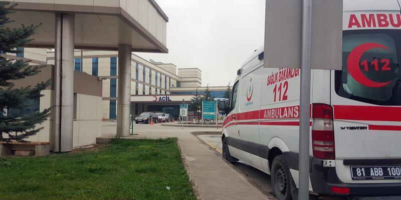 Koronavirüs belirtisi görülen kızını hastaneden kaçırdı