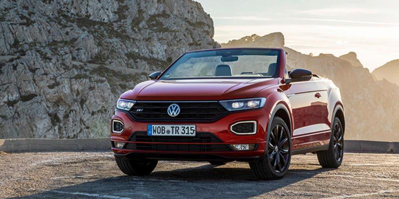 VW'den havadar model geliyor