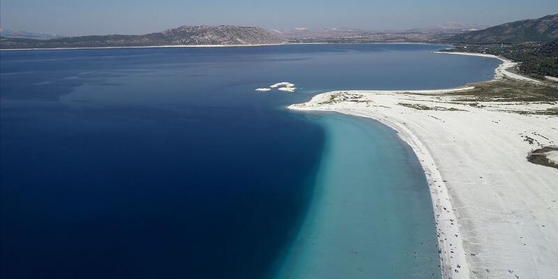 """TOKİ'den """"Salda Gölü"""" açıklaması"""