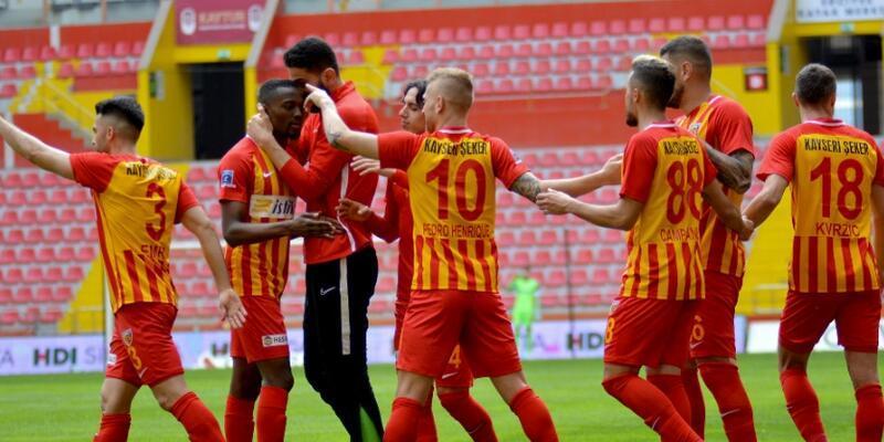 Kayserispor 2-1 Yeni Malatyaspor