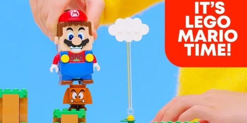 LEGO ve Nintendo'dan müthiş işbirliği