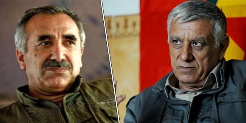 PKK elebaşları Karayılan ve Bayık'ın korumalığını da yapan 2 terörist yakalandı