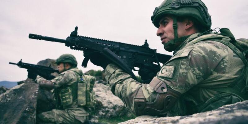 MSB: Barış Pınarı Harekat bölgesinde 11 terörist etkisiz hale getirildi