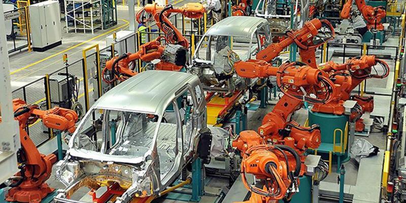 Otomotivde ihracat azalırken üretim arttı