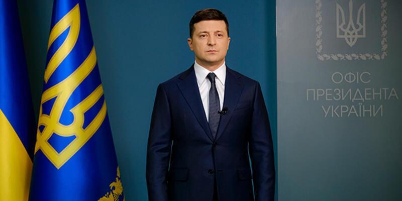 Ukrayna Cumhurbaşkanı Zelenski: Karantinada nüfus artışına katkıda bulunun