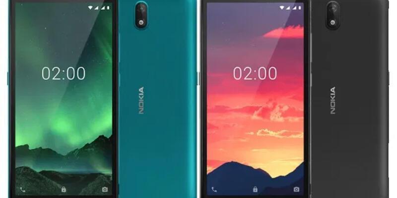 Nokia'nın uygun fiyatlı yeni telefonu: Nokia C2