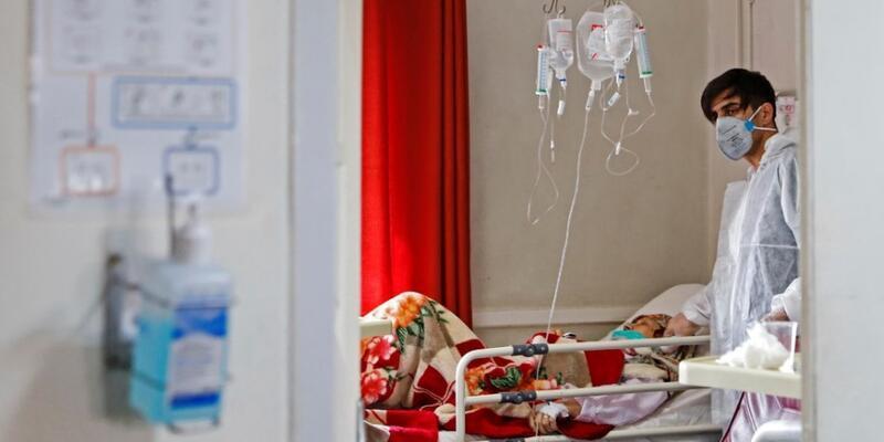 İran'da 103 yaşındaki kadın koronavirüsü yendi