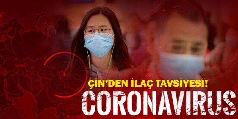 Son dakika corona virüsü aşısı bulundu mu? Çin'den covid-19 tavsiyesi!