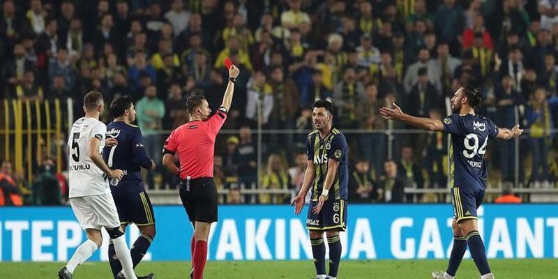 Süper Lig'in en agresif takımı Fenerbahçe