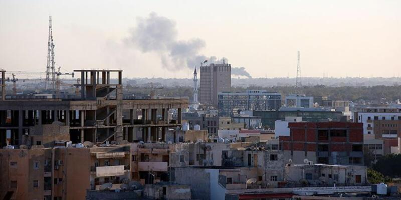 Hafter milisleri Trablus'a saldırdı
