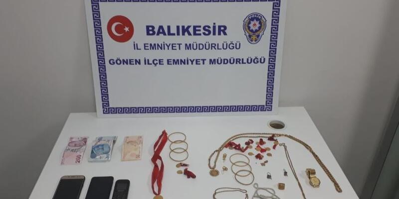 FETÖ bahanesiyle hırsızlık yapan 2 kişi tutuklandı