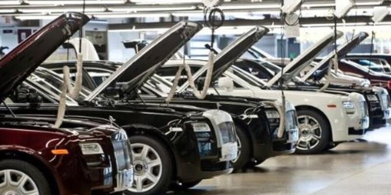 Rolls Royce üretime ara verdi