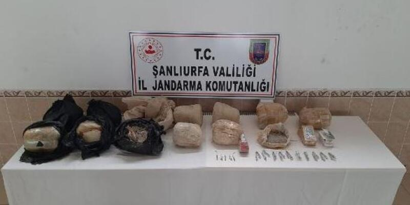 Toprağa gömülü 97 kilo patlayıcı bulundu