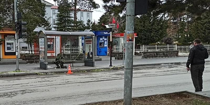Bitlis'te şüpheli paket alarmı