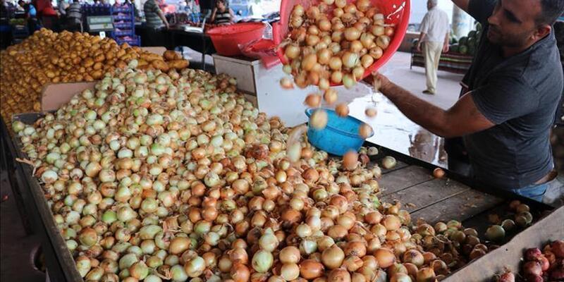 Makarnalık buğday üretimi arttı, patates ve soğan stoku yeterli
