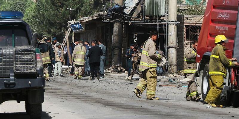 Son dakika... Afganistan'da Taliban saldırısında 20'den fazla polis ve asker öldü