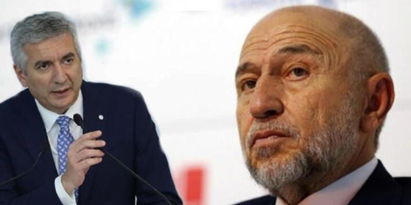 TFF Başkan Vekili Bahçıvan istifa etti