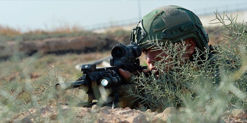 4 PKK/YPG'li terörist etkisiz hale getirildi