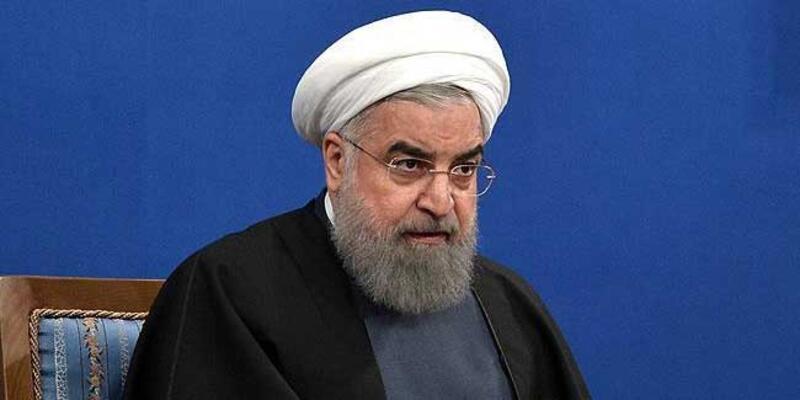 Ruhani'den ABD halkına çağrı