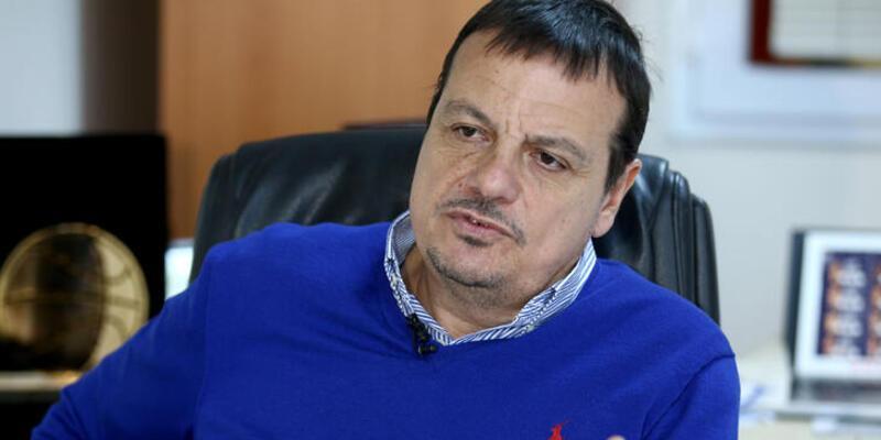 Ergin Ataman'dan Fenerbahçe'ye destek